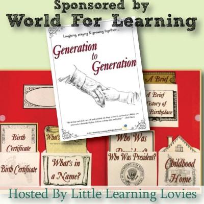 GenerationToGeneration