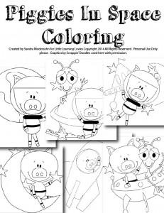 PiggiesInSpace_Coloring-01