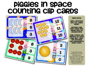 PiggiesInSpace_Counting_ClipCards_LLLMay2014-01