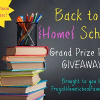 Back To {Home} School Giveaway ($1000+ in prizes!)