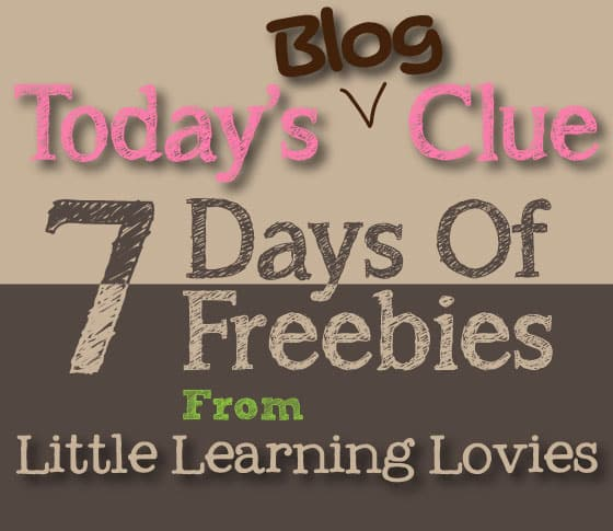 7DaysofFreebies-BlogClue