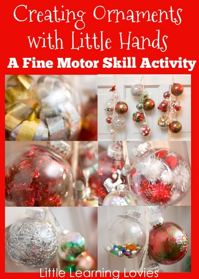 Creating-Ornaments-with-Little-Hands