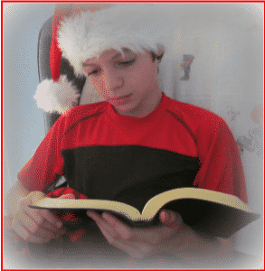 A Bible Reading Plan for Children: https://cherilynngamble.wordpress.com/2014/11/05/christmas-bible-reading-plan-for-children/