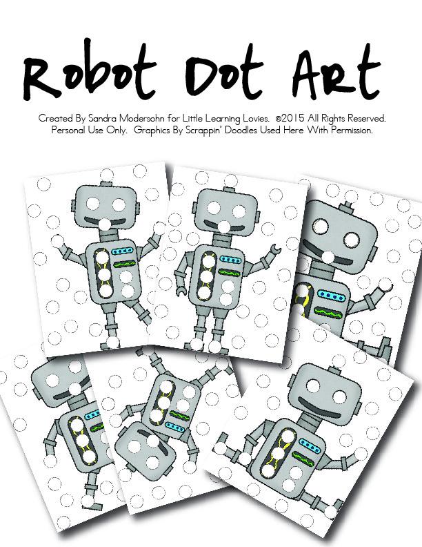 RobotDotArt_LittleLearningLovies_2015
