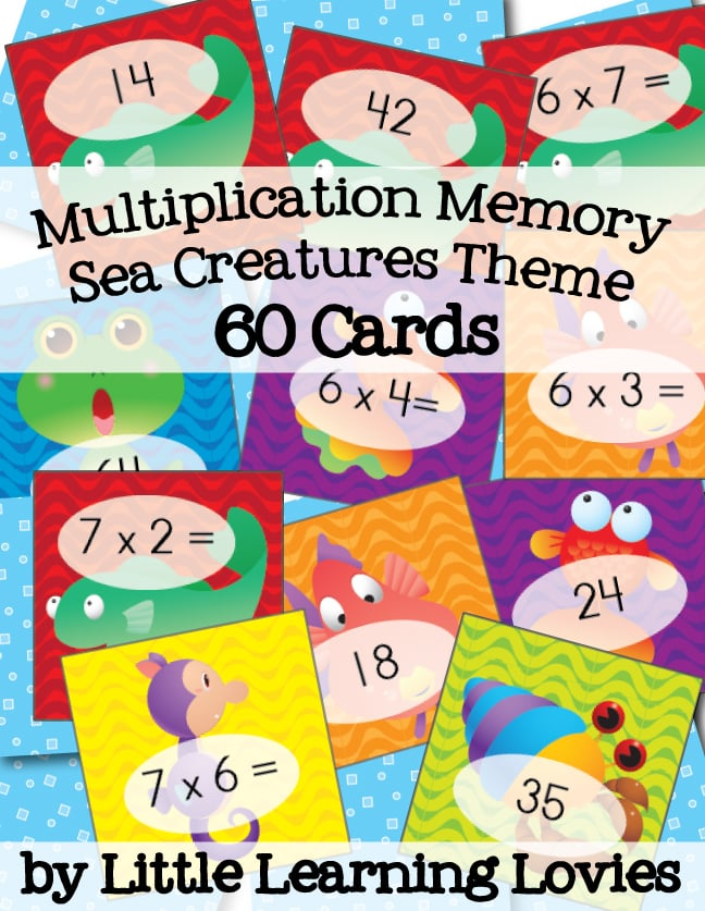 MultiplicationMemory-SeaCreatures-LLL-PINME