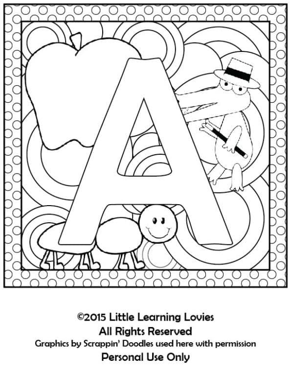 AlphabetColoringBlocksUppercase-03