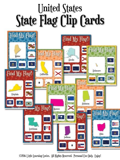 US-States-ClipCards-StateFlags_Cover