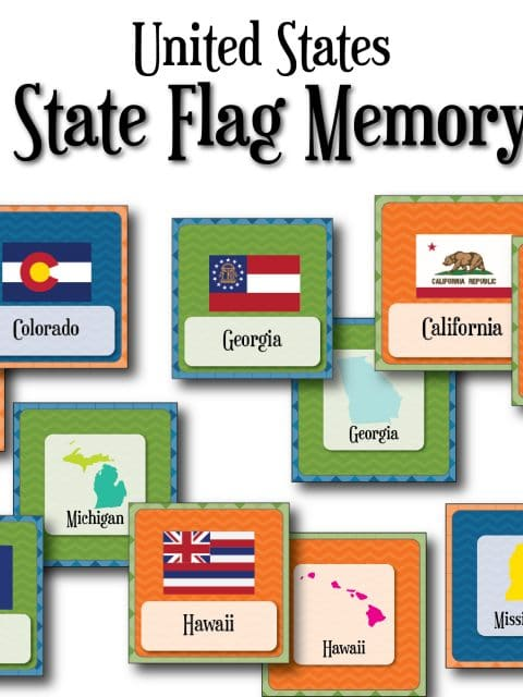 US-States-MEMORY-MatchTheStateAndFLAG_Cover Page