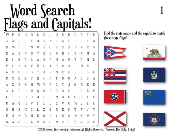 WordSearch-Flags-States-Capitals_FlagsWS-1