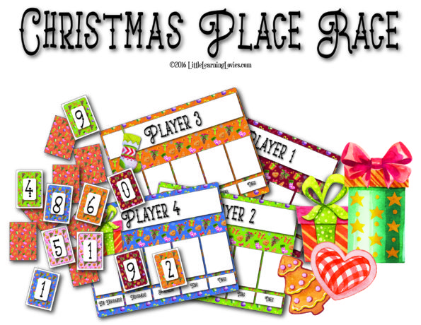 Free Printable Christmas Game for Family Game Night